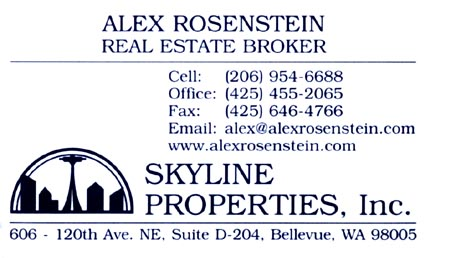 Alex Rosenstein, REALTOR®