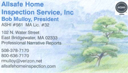Allsafe Home Inspection Service