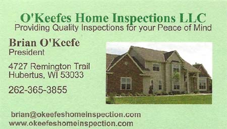 O'Keefes Home Inspections