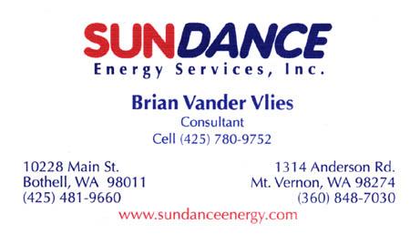 Sundance Energy Biran Vander Vlies (425) 780-9752