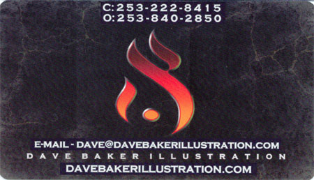 Dave Baker Illustration