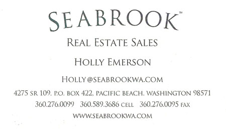 Holly Emerson (360)589-3686