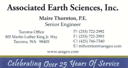 Maire Thornton, PE 