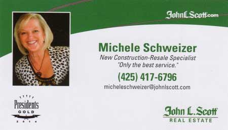 Michele Schweizer Realtor 425-417-6769