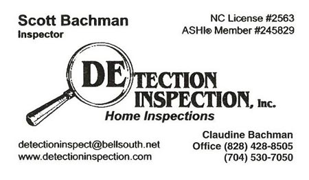 Detection Inspection 