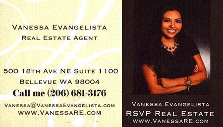Vanessa-Evangelista - Realtor 206-681-3176