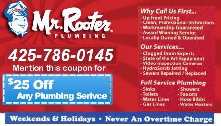 Mr Rooter - Renton