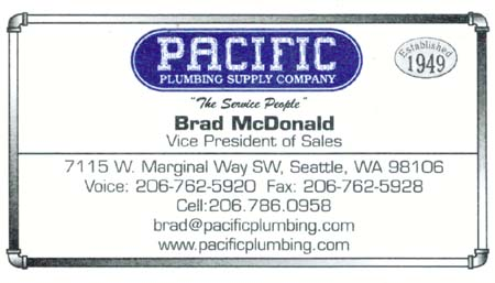Pacific Plumbing Supply Company 
